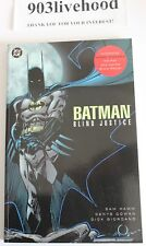 DC COMICS BATMAN BLIND JUSTICE NEW PRINTING TPB TRADE GRAPHIC GN VERY FINE +++