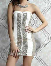 Bandeau Party Regular Dresses for Mini