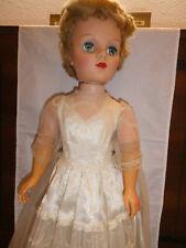 "Vintage 27"" Eegee Bride Doll"