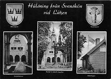 B35767 Halsniny frun Svenskon vid Lutzen  germany