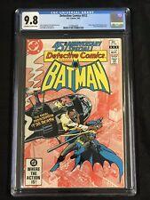 Detective Comics 512 CGC 9.8 DC 1981 Batman Doctor Death