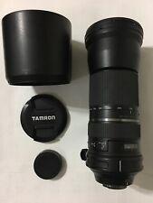 Tamron SP 150-600mm F/5-6.3 Di USD SP VC For Nikon