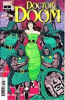 Doctor Doom #1 Mary Jane Variant Bernard Chiang Marvel Comics