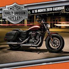 HARLEY-DAVIDSON - 2019 MINI WALL CALENDAR 7x7 - 891052
