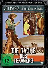 JOEL MCCREA - DIE RACHE DES TEXANERS   DVD NEUF