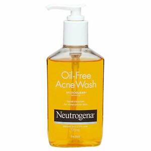 Neutrogena Oil Free Face Wash, 175ml free shipping