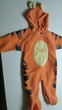 5//6 4 2//3 XXS Disney Store Planes Dusty Crophopper Halloween Costume Jumpsuit Size 2//3