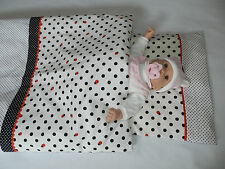 Baby bettwäschegarnituren für stubenwagen aus 100% baumwolle günstig