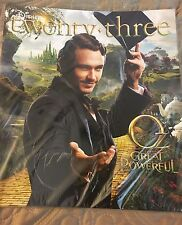 D23 Magazine Spring 2013 Featuring Oz the Great and Powerful