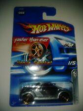 2006 Hot Wheels #66 Chrome Burnez 1/5 Faster Than Ever HONDA SPROCKET w/Gold FTE