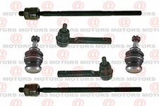 For Subaru Baja 03-06 Front Left Right Lower Ball Joints Inner Outer Tie Rods