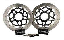 Yamaha R6 5SL 2005 (Upside Down Forks) Brembo 320mm Front Brake Disc Upgrade Kit