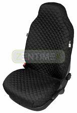 Sitzbezug klimatisierend schwarz für Fiat Grande Punto 199 Schrägheck Hatchbac1D