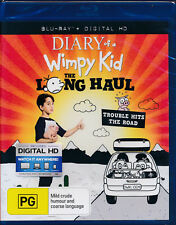 Diary of a Wimpy Kid: The Long Haul (Blu-ray/Digital HD - Blu-ray (NEW & SEALED)