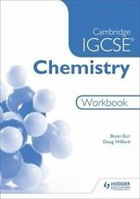 Cambridge IGCSE Chemistry by Bryan Earl and Doug Wilford (2015, Paperback,...