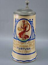 Keramik-Antiquitäten & -Kunst mit Frauen-Motiv im Jugendstil (1890-1919)