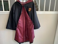 Harry Potter Gryffindor Robe adult small, worn once