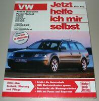 VW Passat B5 3B 1,8T 20V 96-05 Reparaturanleitung Motor