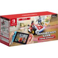 NEW Nintendo Mario Kart Live: Home Circuit Nintendo Switch Mario Set Edition