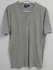 LEE COOPER MENS GREY T - SHIRT SIZE S / SMALL