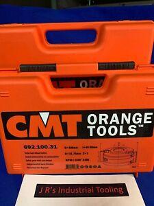 """CMT Tools 692.100.31 - CUTTER HEAD 1-1/4"""" BORE"""