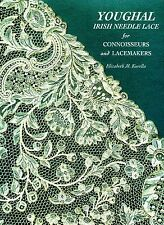 YOUGHAL IRISH NEEDLE LACE  Book by E. Kurella
