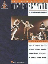 BEST OF LYNYRD SKYNYRD GUITAR TAB MUSIC SONG BOOK NEW