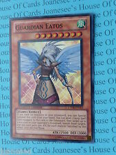 Yu-gi-oh Guardian Eatos CT08-EN013 Super Rare MINT Limited Edition New