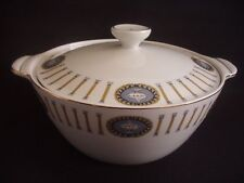 ALFRED MEAKIN - GLO-WHITE - LIDDED TUREEN - RETRO