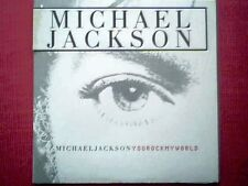 "MICHAEL JACKSON - CD SINGLE ""YOU ROCK MY WORLD"""