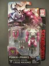 New Transformers LIEGE MAXIMO Skullgrin Power of the Primes Prime Master Robot