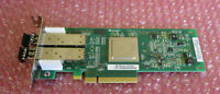 Dell Qlogic QLE2562L PCI-e 8GB Dual Fibre HBA Host Bus Adapter + 2 x SFP VX60F