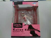 Code Geass Lelouch of the Rebellion R2 Kallen Stadtfeld Bunny Girl ver 1/8Figure