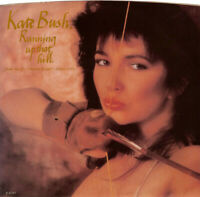"Kate Bush – Running Up That Hill [ 7"" Single U.S 1985 Synth Pop Rock N.Mint ]"