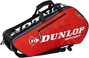 Dunlop Tour 6 Racket racketbag Red