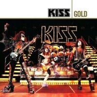 "KISS ""GOLD"" 2 CD ------40 TRACKS------ NEW+"