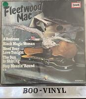 Fleetwood Mac - Fleetwood Mac Rare German Press Vinyl Record VG+ / VG+