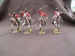 1/32 italeri scots greys painted british heavy cavalry napoleonic wars