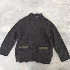Zara Baby Knitwear Knit Mitten Pockets Black Green Boys Sweater 2-3 Years 2 / 3