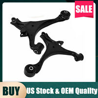 Pair Set Suspension Control Arm Left Right for 2001-2005 Honda Civic Acura EL