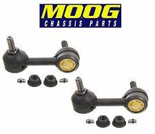 For Chrysler Dodge Mitsubishi Set of 2 Rear Stabilizer Sway Bar End Links Moog