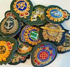 Canadian Armed Forces Cloth Cap / Beret Badge