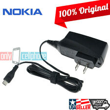 Wholesale Lot of 50 Nokia Home Charger MicroUsb for Lumia 520 620 630 925 1020