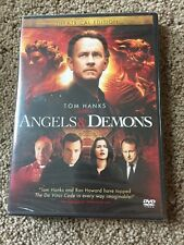 Angels & Demons New Theatrical Edition DVD Tom Hanks NEW SEALED