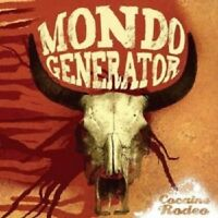 Mondo Generator - Cocaine Rodeo (Extended Edition) 2 CD ALTERNATIVE ROCK NEW+