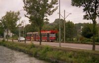 PHOTO  NETHERLANDS DEN HAAG 1992 TRAM 'S GRAVENMADE 3058