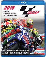 MOTOGP 2015 Blu-ray Video. 205 Min. LORENZO. FIM GP BIKE GRAND PRIX. DUKE 1932N