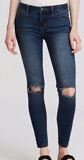 Free People OB435426 Women's Destroyed Skinny Jean Pant in Josie, Size 29