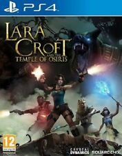 Lara Croft and the Temple of Osiris  (PS4) (BRAND NEW SEALED)