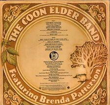 the coon elder band- featuring brenda patterson -papersleeve CD